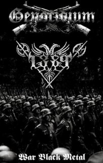 Genocidium & 1389 - War Black Metal (2013)