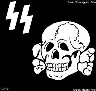 Pure Norwegian Hate - Arbeit Macht Frei [Demo] (2013)