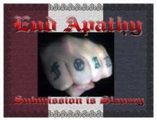 End Apathy - Promo 2008 [Demo] (2008)