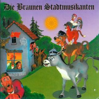 Gigi & Die Braunen Stadtmusikanten - Braun Ist Trumpf (2008)