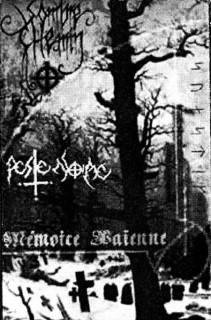 Sombre Chemin & Peste Noire - Mémoire Païenne (2002)