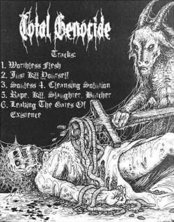 Northern Genocide - Suicidal Propaganda [Demo] (2012)
