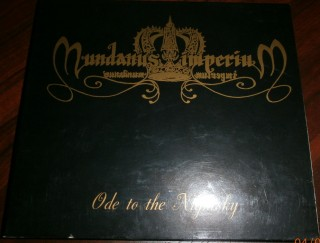 Mundanus Imperium - Ode To The Nightsky [EP] (1997)