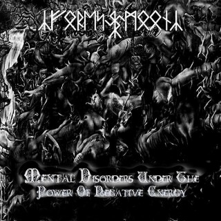 Forest Moon - Mental Disorders Under The Power Of Negative Energy (2014)