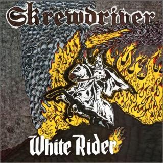 Skrewdriver - White Rider (1987)