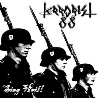 Terrorist 88 - Sieg Heil! [Demo] (2015)