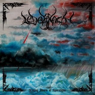 Lebensnacht - Raging Storm Of Apocalypse (2016)