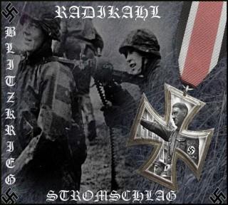 Radikahl & Stromschlag & Blitzkrieg - [Split] (2016)