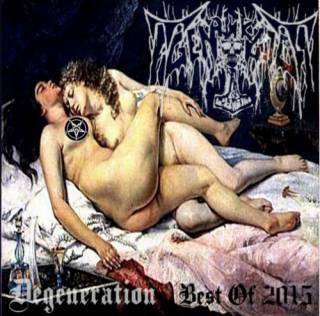 Tank Genocide - Degeneration [Compilation] (2015)