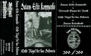 Satans Elite Kommando - Mehr Nägel Für Das Schwein (2004)