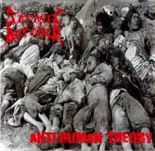 Satanic Butcher - Anti-Human Theory (2011)