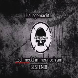Gassenraudi - Hausgemacht... Schmeckt Immer Noch Am Besten [Demo] (2016)