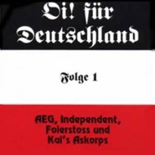 VA - Oi! Für Deutschland (1995)