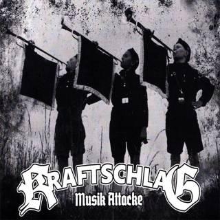 Kraftschlag - Musik Attacke [Re-Edition + Bonus] (2016)
