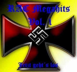 VA - RAC Megahits - Jetzt Gehts Los vol. 1 (2015)
