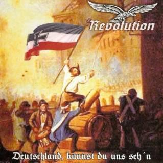 Revolution - Deutschland, Kannst Du Uns Seh'n (2008)
