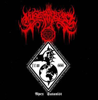 Nyogthaeblisz - Apex Satanist [Compilation] (2016)