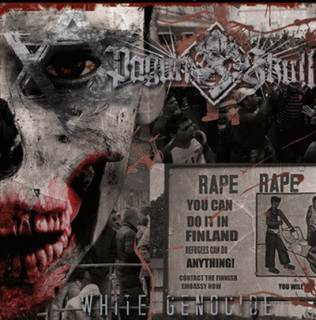 Pagan Skull - White Genocide (2016)