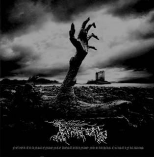 Malignus MorttvsS & Satanicommand - Árvore Podre (Névoa Transendente Destruindo Muralhas Cristificadas) [Split] (2017)