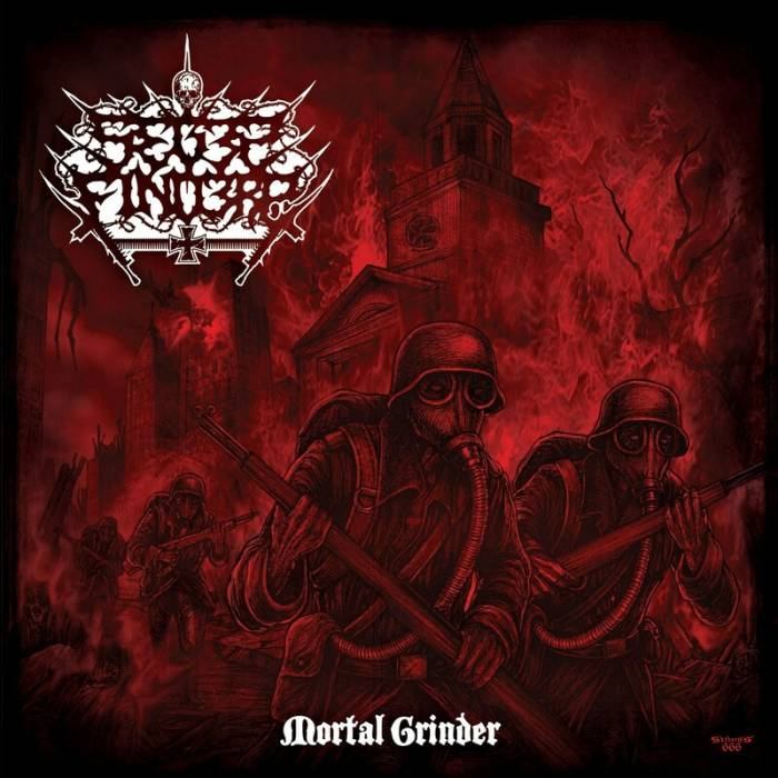 Seges Findere - Mortal Grinder (2016)