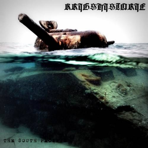Krigshistorie - The South Pacific [EP] (2016)